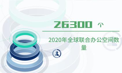 联合办公行业数据分析:2020年全球联合办公空间数量为26300个