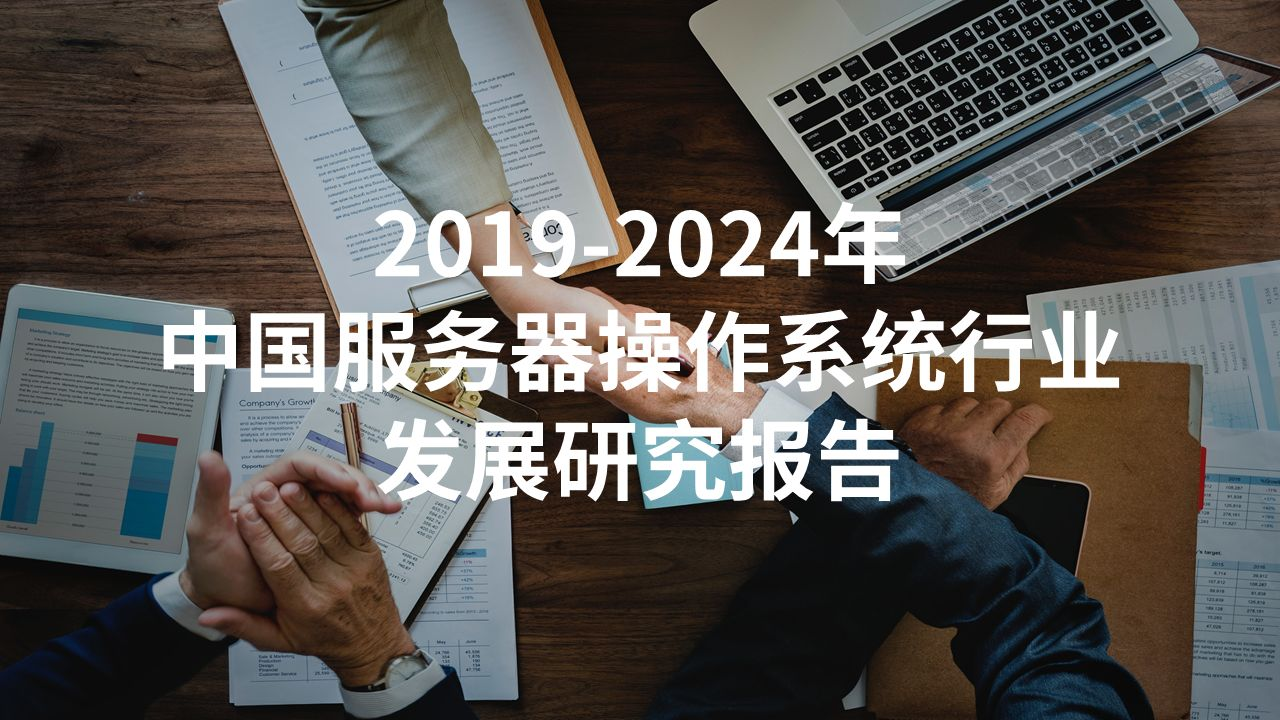 2019-2024年中国服务器操作系统行业发展研究报告