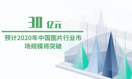 图片行业数据分析:预计2020年中国图片行业市场规模将突破30亿元