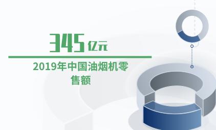 家电行业数据分析:2019年中国油烟机零售额达345亿元