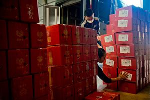 【两会快讯】中国消费加速回升:拼多多5月日均物流包裹数已超过6500万个