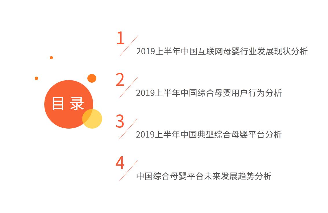中国综合母婴平台监测报告