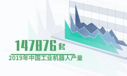 智能制造行业数据分析:2019年中国工业机器人产量达147876套