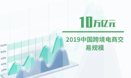电商行业数据分析:2019中国跨境电商交易规模将破10万亿元