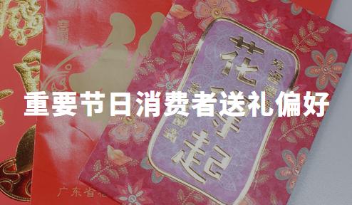 2020年中国重要节日消费者送礼偏好分析:家庭型、职业型