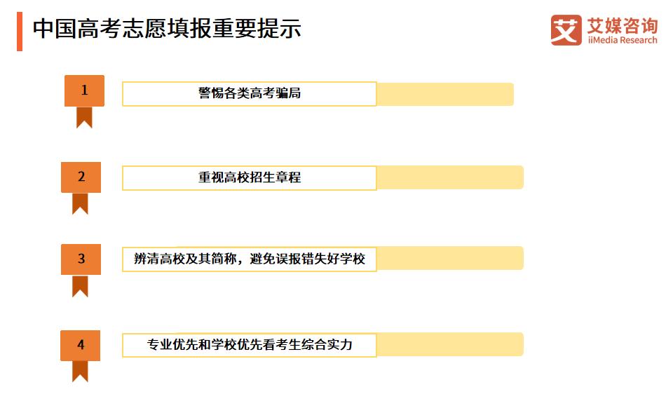 """2019年湖南高考分数线公布,填报志愿前这些必备""""功课""""要做足!"""