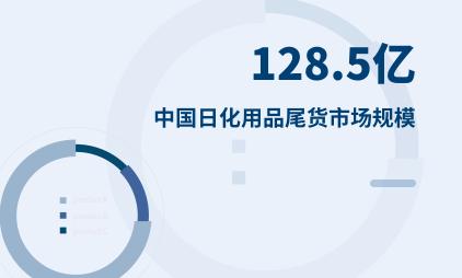 尾货经济数据分析:2020年中国日化用品尾货市场规模为128.5亿元