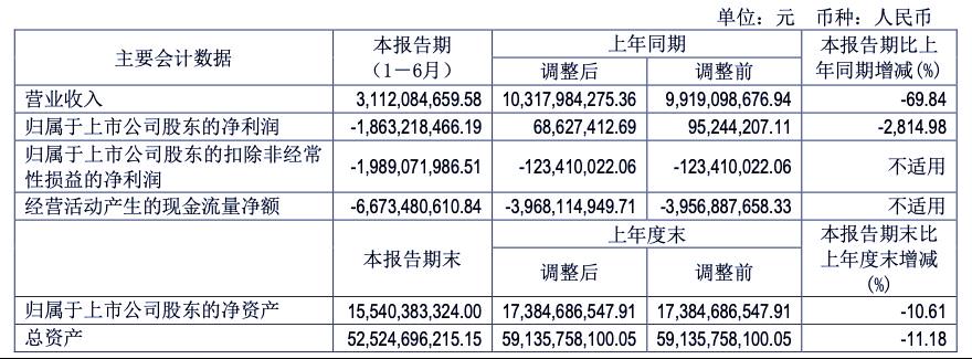北汽蓝谷(600733.SH):净利暴跌2814.98%,亟需布局新战略