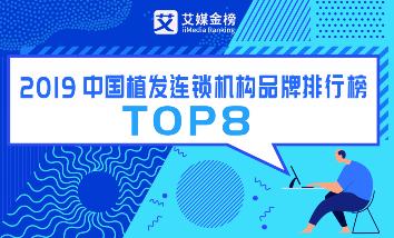 艾媒金榜|2019中国植发连锁机构品牌排行榜:雍禾植发位居榜首