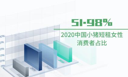 酒店行业数据分析:2020中国小猪短租女性消费者占比51.98%