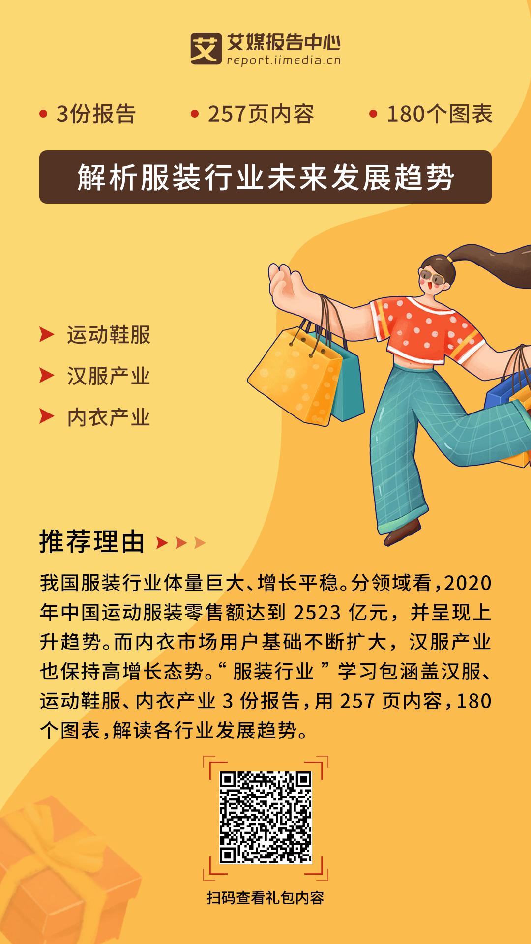 服装行业海报