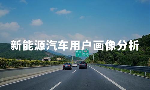 2020年中国新能源汽车产业链及用户画像分析