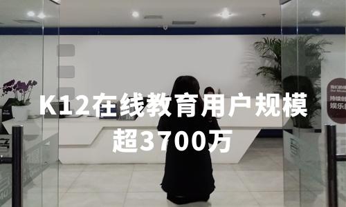 K12在线教育用户规模超3700万  乐乐课堂直击痛点率先布局下沉市场