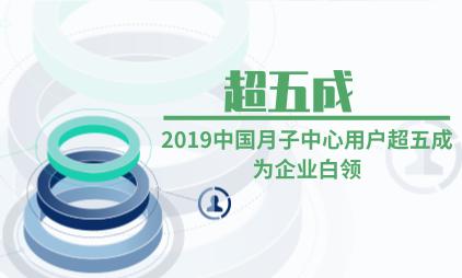 月子中心行业数据分析:2019中国月子中心用户超五成为企业白领