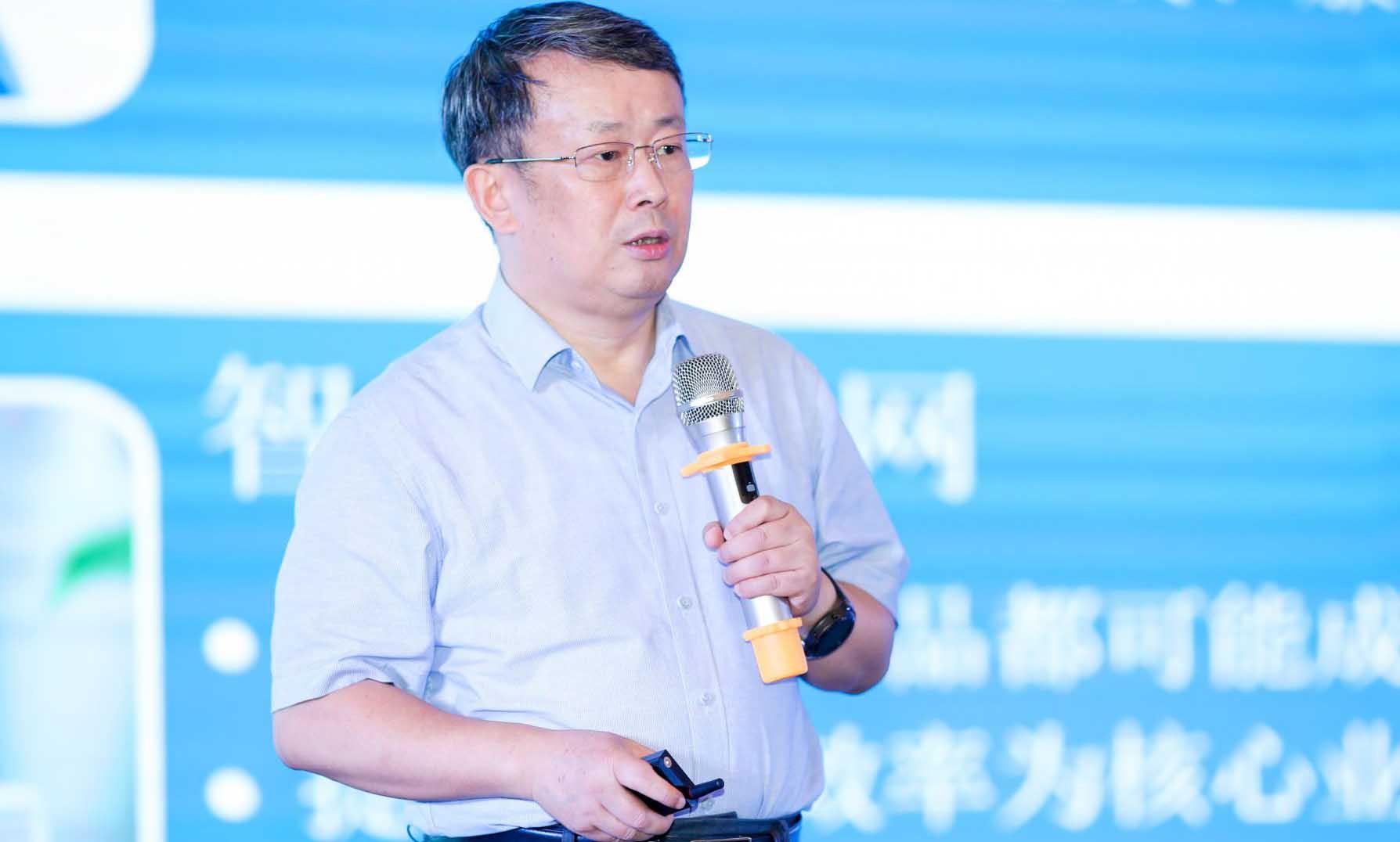 中国通信业知名观察家项立刚:5G+AIoT连接未来生活