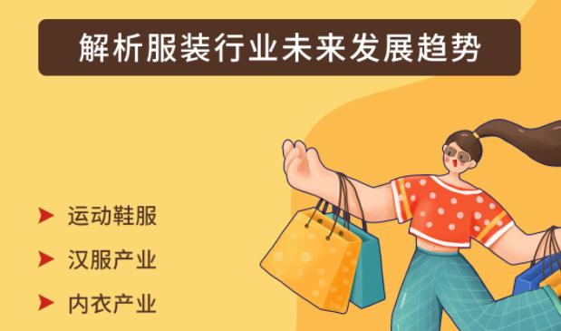 """服装新消费研究合集:洞察""""运动鞋服""""""""汉服""""""""内衣""""产业发展风向"""