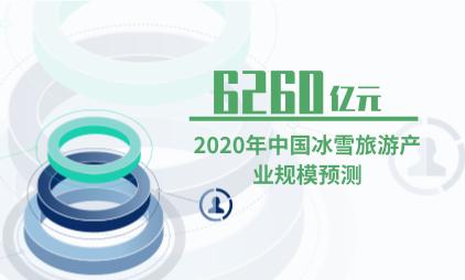 旅游行业数据分析:2020年中国冰雪旅游产业规模达6260亿元