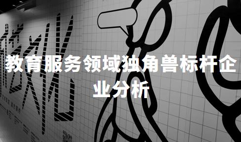 2020中国教育服务领域独角兽标杆企业分析——乂学教育-松鼠Ai 1对1
