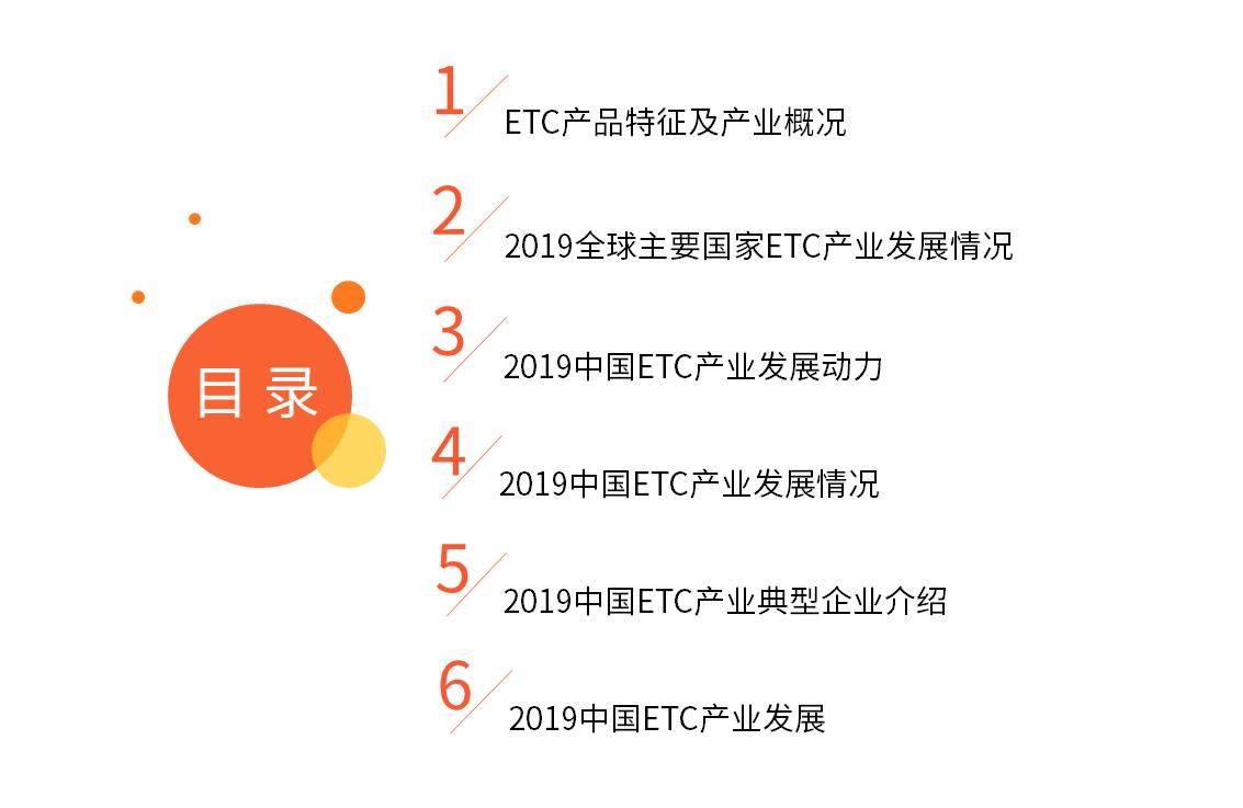ETC行业报告