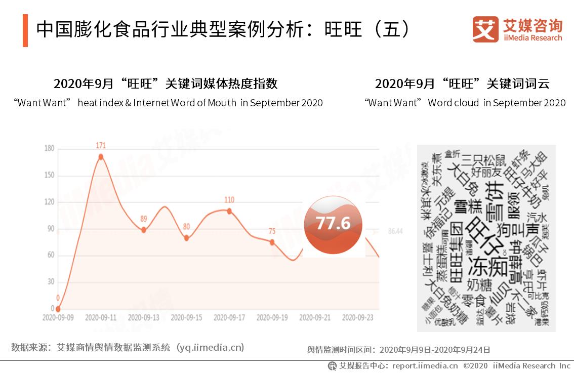 中国膨化食品行业典型案例分析:旺旺(五)