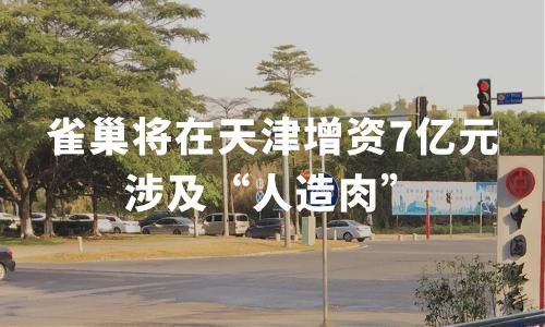 """雀巢在天津增资7亿元,涉及""""人造肉"""",中国人造肉产业现状与趋势分析"""