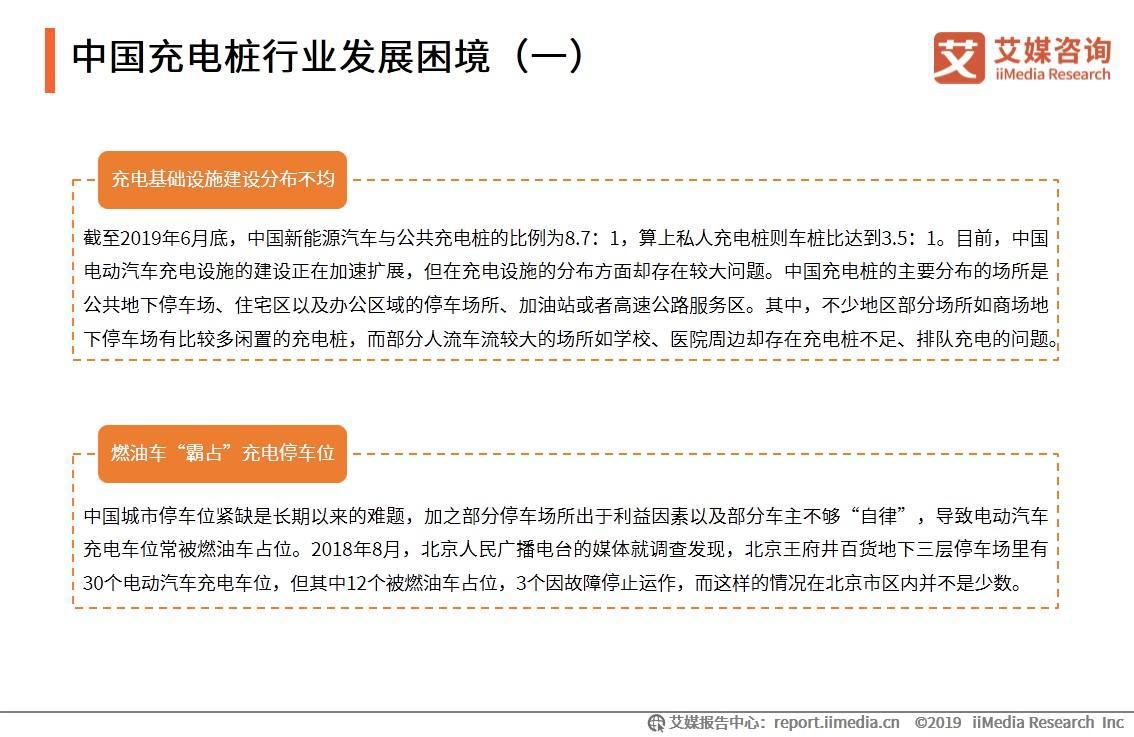 中国充电桩行业发展困境(一)