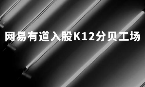网易有道入股K12分贝工场,2019-2020年中国在线教育行业发展现状与趋势分析