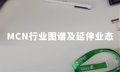 2019-2020年中国MCN行业图谱及延伸业态分析