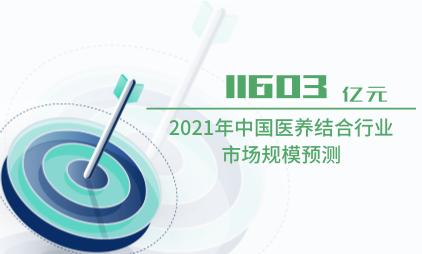 养老行业数据分析:2021年中国医养结合行业市场规模预测达11603亿元