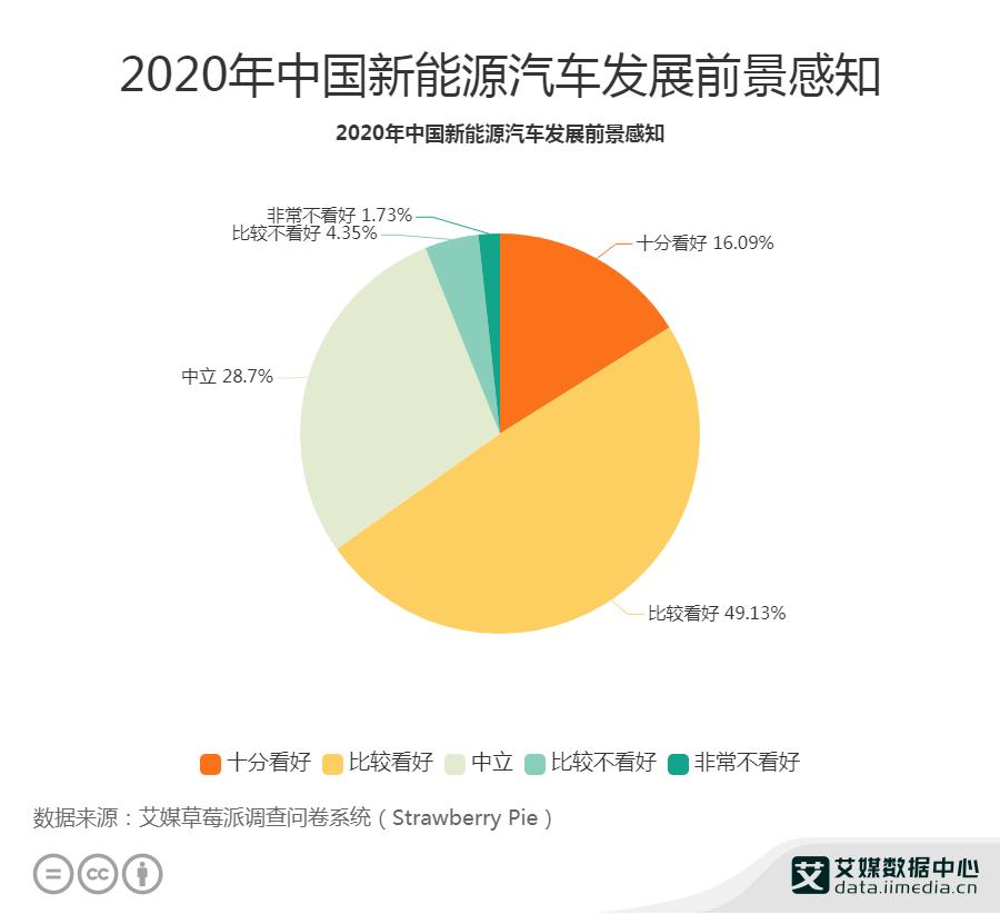 2020年中国新能源汽车发展前景感知