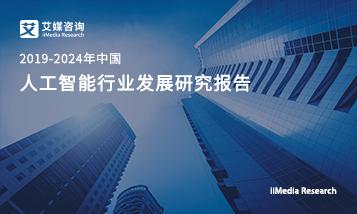 2019-2024年中国人工智能行业发展研究报告