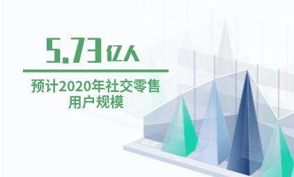 中国数字产业数据分析:预计2020年社交零售用户规模达5.73亿人