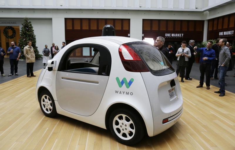 美国加州获批!谷歌Waymo无人车没人类司机就可上路