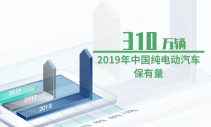 电动汽车行业数据分析:2019年中国纯电动汽车保有量升至310万辆
