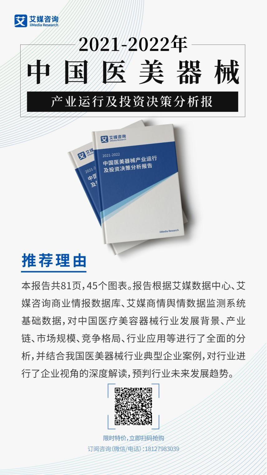 中国医美器械