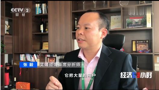 央视《经济半小时》连线艾媒咨询CEO张毅 探讨远程办公行业发展趋势