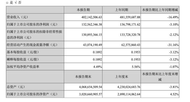 """""""黑洞""""事件后,视觉中国首份半年报出炉:营收、净利双降,恢复业绩仍存难点"""