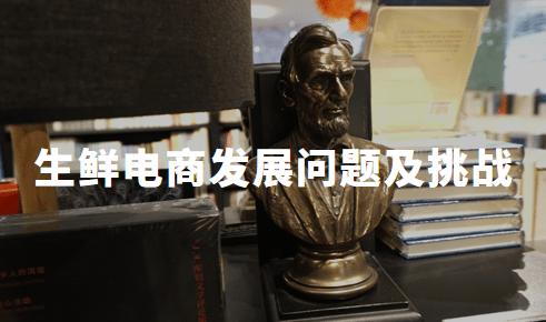 2020年中国生鲜电商行业发展问题洞察及挑战分析