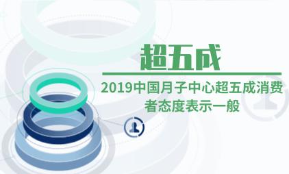 月子中心行业数据分析:2019中国月子中心超五成消费者态度表示一般