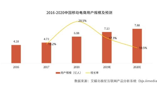 2019年中国社交电商行业发展现状及前景趋势分析报告