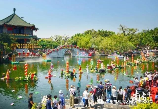 全广东省十佳景区独占三席,番禺是怎样做到的?