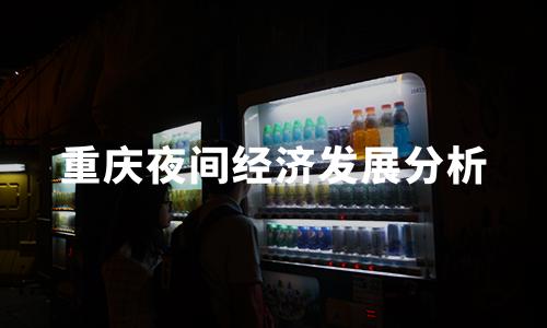 2020中国代表城市夜间经济发展分析——重庆
