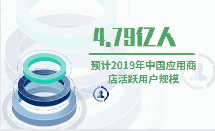 移动互联网数据分析:预计2019年中国应用商店活跃用户规模达4.79亿人