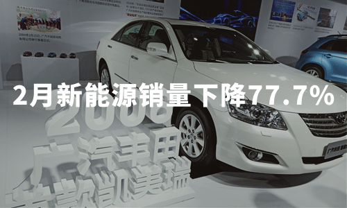 2月新能源销量下降77.7%,中国新能源汽车行业存在问题分析