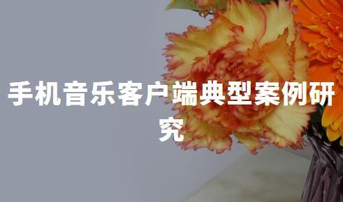 2020中国手机音乐客户端典型案例研究——酷我音乐