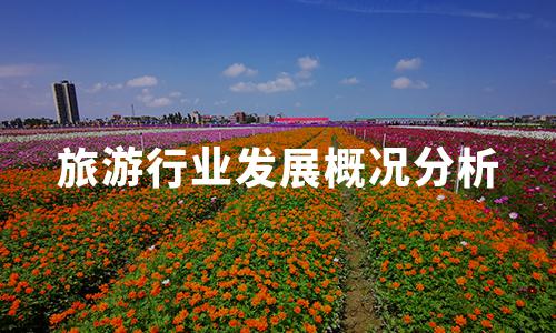 2020年中国旅游行业发展概况及投诉数据分析