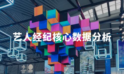 2020年中国艺人经纪行业发展核心数据及驱动因素分析